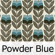 オーラ・カイリー Rose Bud Powder Blue
